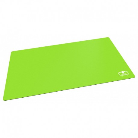 Ultimate Guard Light Green Playmat 61 X 35