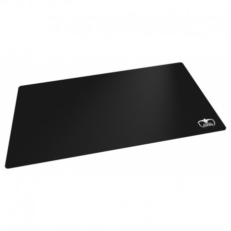 Ultimate Guard Black Playmat 61 X 35
