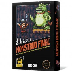 Monstruo Final (Spanish)