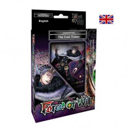 Force of Will - The Lost Tomes (Inglés)