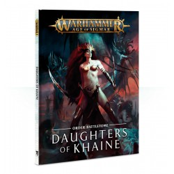 Battletome: Daughters of Khaine (Castellano)