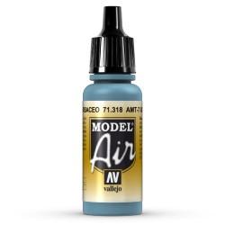 AMT-7 Azul Grisáceo