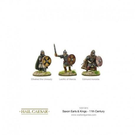Saxon Earls & Kings