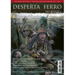 Desperta Ferro Contemporánea Nº 26: Kaiserschlacht, 1918