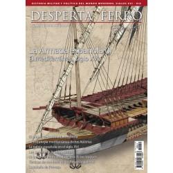Especial Nº 14: La Armada Española (I). El Mediterráneo, Siglo XVI