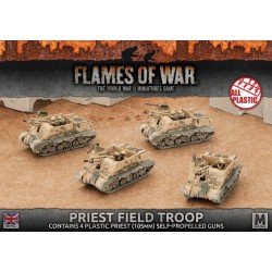 Priest Field Troop (Plastic)