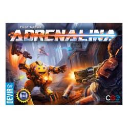 Adrenalina (Spanish)