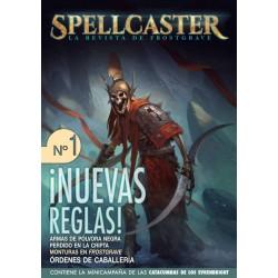 Spellcaster Nº1 (Spanish)
