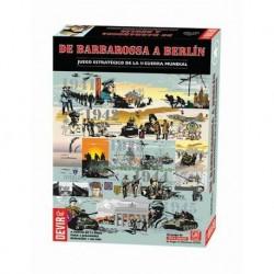 De Barbarossa a Berlin (Spanish)