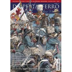 Desperta Ferro Moderna Nº 33: Bolivar contra España