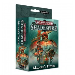 Shadespire - Magore's Fiends (Inglés)
