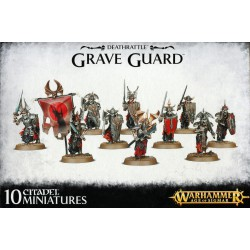 Deathrattle Grave Guard (10)