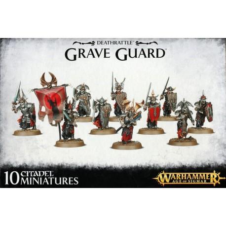 Deathrattle Grave Guard (10)