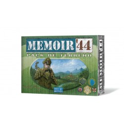Memoir '44: Pack de Terreno (Spanish)