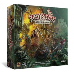 Zombicide: Black Plague - Green Horde (Spanish)