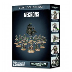 Start Collecting! Necrons (2018)