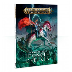 Battletome: Idoneth Deepkin (Castellano)