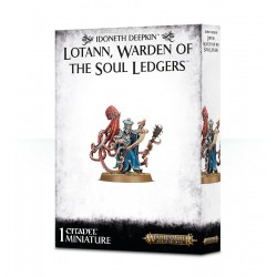Lotann Warden of The Soul Ledgers (1)