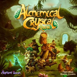 Alchemical Crystal Quest (Spanish)