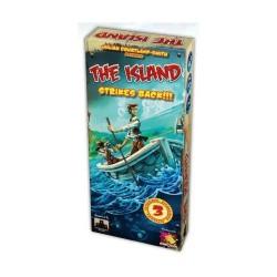The Island Strikes Back Expansión (Spanish)
