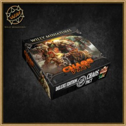 Chaos Pact Team Deluxe Box