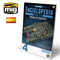 Enciclopedia de Técnicas de Modelismo de Blindados Vol. 4 - Envejecido (Castellano)