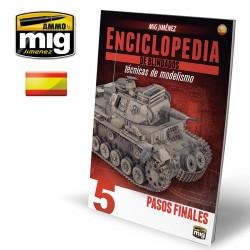 Enciclopedia de Técnicas de Modelismo de Blindados Vol. 5 - Toques Finales (Spanish)