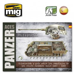 Panzer Aces - Perfiles Vol. 2  (Spanish)