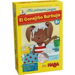 Mis Primeros Juegos - El Conejito Burbuja (Spanish)