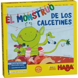 El Monstruo de Los Calcetines (Spanish)