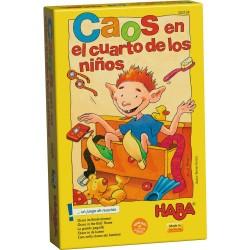 Caos en El Cuarto de Los Niños (Spanish)