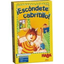 ¡Escóndete Cabritillo! (Spanish)