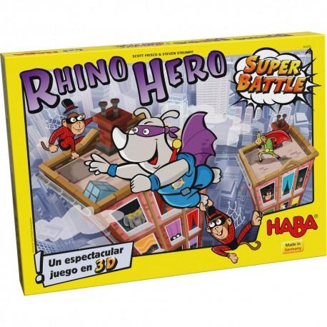 Rhino Hero - Super Battle