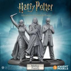 Malfoy Family (Castellano)