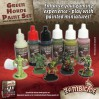 Zombicide: Green Horde Paint Set