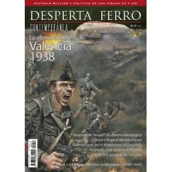 Desperta Ferro Contemporánea Nº 27: La Ofensiva sobre Valencia 1938