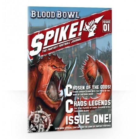 Spike! Journal Issue 1 (Inglés)