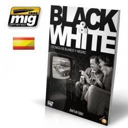 Black & White Technique (Spanish)
