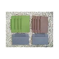 50x100mm Plastic Bases (4)