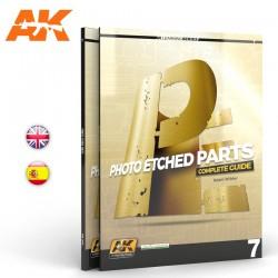 Guía Completa de Fotograbados (AK Learning Series 7) (Castellano)