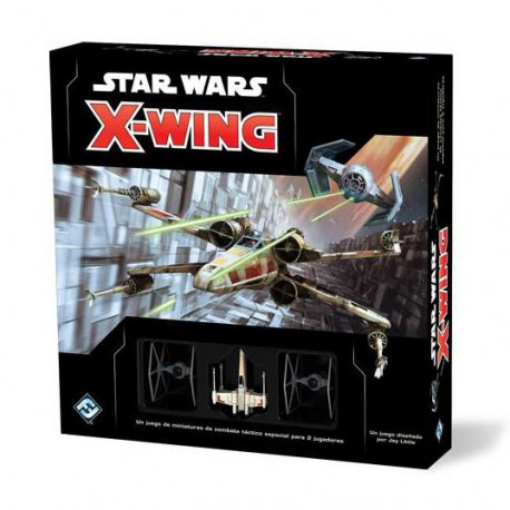 Star Wars X-Wing Segunda Edición (Spanish)