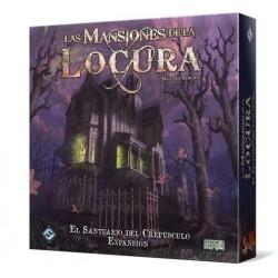 El Santuario del Crepúsculo - Las Mansiones de la Locura Segunda Edición (Spanish)