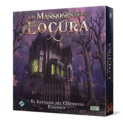 El Santuario del Crepúsculo - Las Mansiones de la Locura Segunda Edición