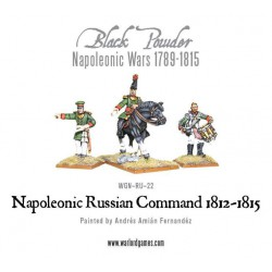 Napoleonic Russian Command (1812-1815)