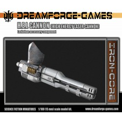 Hel Cannon Leviathan Weapon - 15mm Leviathan Accessory Weapon