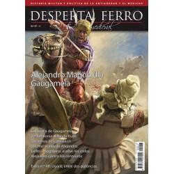 Desperta Ferro Antigua y Medieval Nº 47: Alejandro Magno (III). Gaugamela