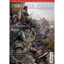Especial Nº 15: Los Tercios (V). Asia, siglos XVI-XVII