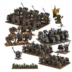 Orc Mega Army (Re-package & Re-spec)