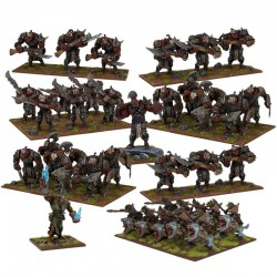 Ogre Mega Army (Re-package & Re-spec)
