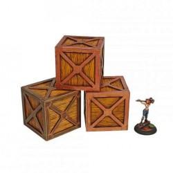 XIX Century Crates (3)